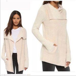 La Fee Verte | Draped Collar Sweater
